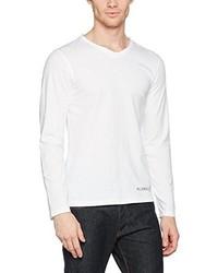 Camiseta de Manga Larga Blanca de s.Oliver