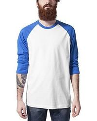 Camiseta de manga larga blanca de Urban Classics