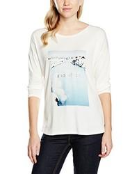 Camiseta de manga larga en beige de YERSE