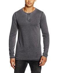 Camiseta de manga larga negra de Q/S designed by