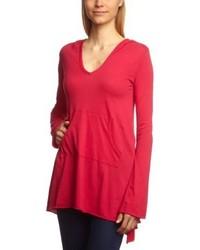 Camiseta de manga larga roja de Bobi