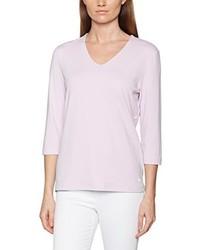 Camiseta de manga larga rosada de Olsen