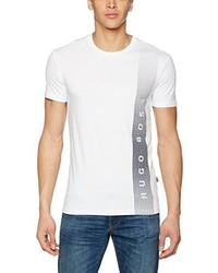 Camiseta en beige de Hugo Boss