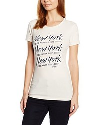 Camiseta Beige de Tommy Hilfiger