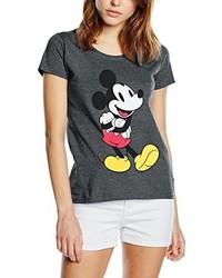 Camiseta en gris oscuro de Disney