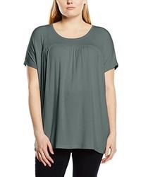 Camiseta en gris oscuro de Junarose