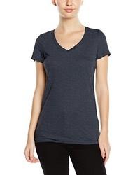Camiseta en gris oscuro de Stedman Apparel