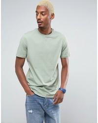 Camiseta en verde menta de Asos