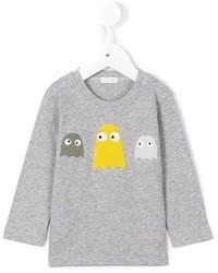 Camiseta gris de Il Gufo