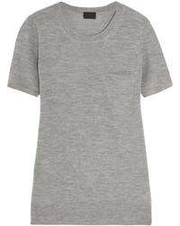 Camiseta gris de J.Crew