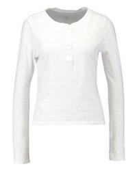 Camiseta henley blanca de Gap