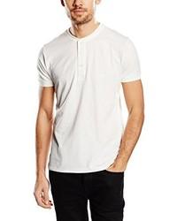 Camiseta henley blanca de Lee