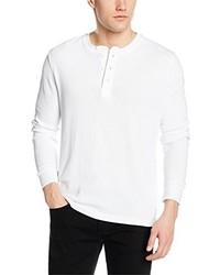 Camiseta henley blanca de Levi's