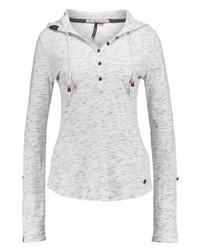 Camiseta henley blanca de Ragwear
