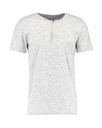 Camiseta Henley Blanca de YOURTURN