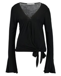 Camiseta henley negra de Vila