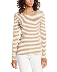Camiseta marrón claro de GANT