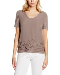 Camiseta Marrón Claro de Gerry Weber