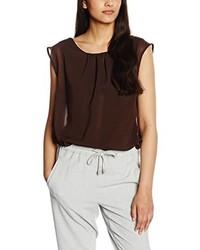 Camiseta Marrón Oscuro de s.Oliver Premium