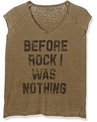 Camiseta Marrón de The hip Tee