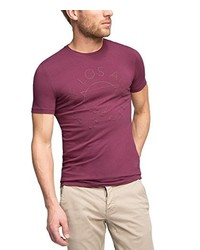 Camiseta morado de ESPRIT Collection