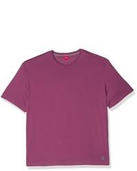 Camiseta morado de S.Oliver Big Size