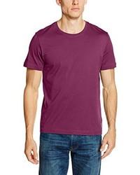 Camiseta morado de s.Oliver