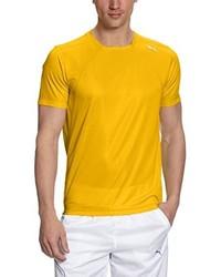 Camiseta naranja de Puma