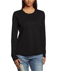 Camiseta negra de Eddie Bauer