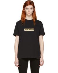Camiseta negra de Palm Angels