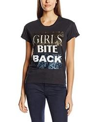 Camiseta negra de Religion