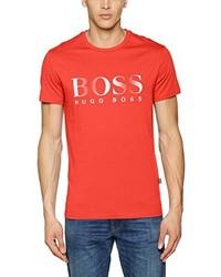 Camiseta roja de Hugo Boss