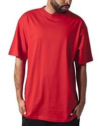 Camiseta roja de Urban Classics