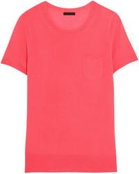 Camiseta rosa de J.Crew
