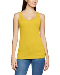 Camiseta sin manga amarilla de Marc O'Polo