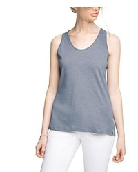 Camiseta sin manga celeste de edc by Esprit