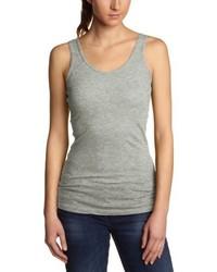Camiseta sin manga gris de Bobi