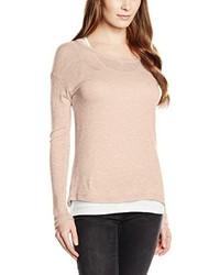 Camiseta sin manga rosada de Esprit