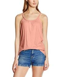 Camiseta sin manga rosada de New Look