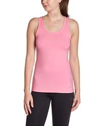 Camiseta sin manga rosada de Nike