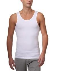 Camiseta sin mangas blanca de Dim