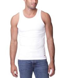 Camiseta sin mangas blanca de Levi's