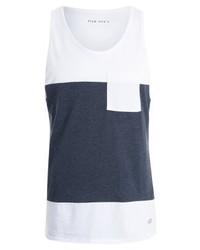 Camiseta sin Mangas Blanca de Pier One