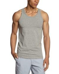 Camiseta sin mangas gris de Jack & Jones