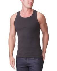 Camiseta sin mangas negra de Levi's