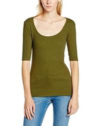 Camiseta Verde Oliva de Tally Weijl