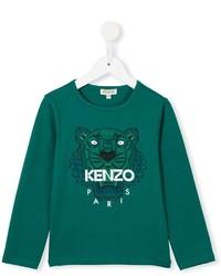 Camiseta verde de Kenzo