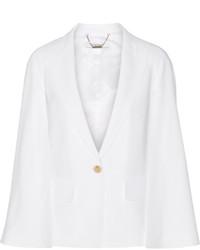 Capa Blanca de Givenchy