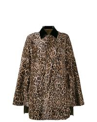 Capa de leopardo marrón de Skiim