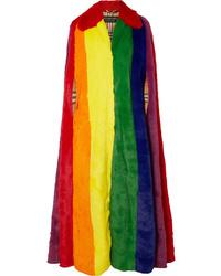 Capa en multicolor de Burberry